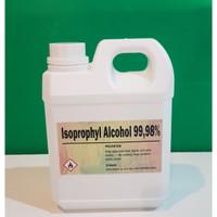 Isopropyl Alcohol 99,98% 1 Liter COA Import Grade A