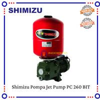 Pompa Air Jet pump Shimizu PC 260 BIT (ORIGINAL)