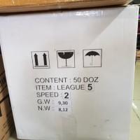 Shuttlecock Yonex League 5 100% Original YONEX 50 Slop  KHUSUS GOSEND