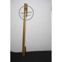 Kap Lampu TL Bambu 20W - GOLD