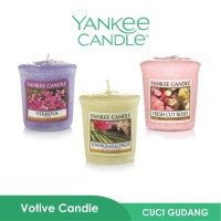Yankee Candle Votive / Lilin Aromatherapy All Variant 2