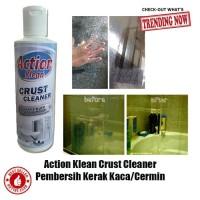 Action Cleaner Pembersih Kerak Kaca, Aquarium, Cermin, Kerak Jamur