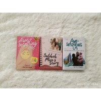Paket Shalihah Mom's Diary Awe Inspiring Me Us
