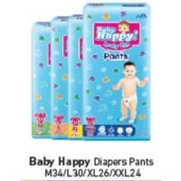 Baby Happy Body Fit Pants Diapers M L XL dan XXL - L30 Bonus 4