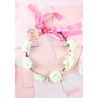 Flower Crown / Mahkota Bunga / Headpiece / Bando Bunga / Aksesoris 40