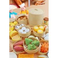 Mainan dim sum anak, Pretend play makanan fast food, japanese, chinese