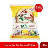 Paket Tepung Tapioka Cap Pak Tani Gunung 500 Gram (1 Dus)