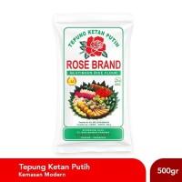 Rose Brand Tepung Ketan - 500 gram
