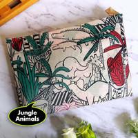Tas Belanja Lipat / Baggu Bag Motif / Tote Bag Fashion - VERSI 2