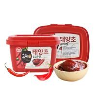 Sajo Gochujang / Sambal Pasta Korea / Hot Pepper Paste 500 Gr
