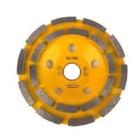 Mata Gerinda Beton 125 mm - Zitec DIAMOND GRINDING CUP WHEEL 5 inch