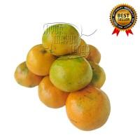 Jeruk Medan original buah segar dan manis 500 gram