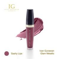 Ivan Gunawan Glam Mettallic - Sashy Lips 04