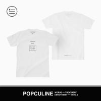 T-SHIRT POPCULINE // FAVORITE HELLO, HARDEST GOODBYE