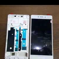 LCD TOUCHSCREEN OPPO R7S R7SF PLUS FRAME FULLSET ORIGINAL
