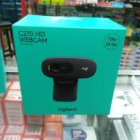 WEBCAM LOGITECH C270 HD ORIGINAL