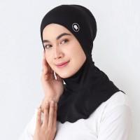 HITJAB Ciput Sport Inner Ninja Antem Bandana Dalaman Premium