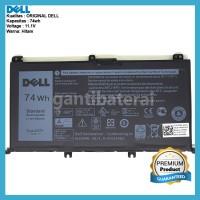 Baterai Dell Inspiron 15 7000 7566 7567 7559 357F9 71JF4 357F9 P65F