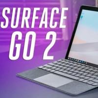 BUNDLE Microsoft Surface GO 2 4/64GB Pentium + Keyboard Cover
