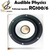 Car/Home Loudspeaker Driver Audible Physics RG 100.6 ( 6 ohm Driver)
