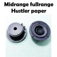 Midrange fullrange Audible Physics Hustler paper