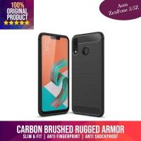 Case Asus Zenfone 5 / 5z Casing Carbon Fiber Rugged Armor