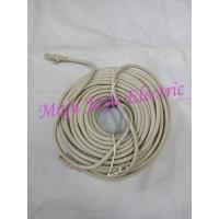 Kabel LAN CAT6 25 m Meter UTP Data Cable CAT 6 25m Internet Siap Pakai
