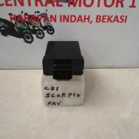 CDI Yamaha Scorpio z merek SN