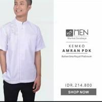 baju koko kemko amran pdk rabbani original edisi terbatas