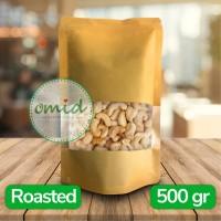 Roasted Cashew Super (Kacang Mede / Mete Kupas Super - Panggang) 500gr