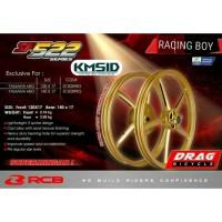 Velg RCB Ring 17 Mio Karbu / Mio M3 Z S