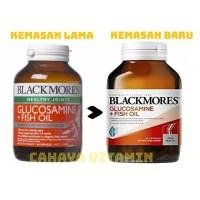 blackmores glucosamine + fish oil isi 90 capsul