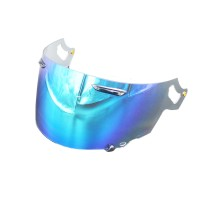 Arai VAS-V Mirror (1097) Visor RX-7X Helm Full Face - Semi Blue