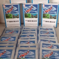 pro bio blue 1 pcs 10 gr,bakteri baik penjernih aquarium/air kolam
