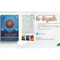 Al Qur'an Terjemah dan Terjemahan Perkata Asbabun Nuzul Ar Riyadh A5