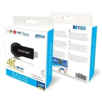 Anycast M100 4K HD Wifi Display TV Dongle Wireless HDMI