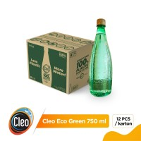 Cleo Eco Green 750ml (12pcs)