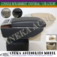 Console Box Armrest Arm Rest 7 USB 7USB Luxury Chevrolet Trax Murah