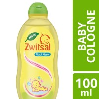 Zwitsal Baby Cologne Natural Soft Touch / Floral Kisses 100ml 100 ml