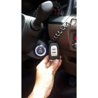 Keyless Entry System Push Start Stop Smart Engine Remote Mobil