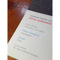 Kertas A3+ Fine Paper Paperina Royal Sndnce Felt Ultr Wht 297gsm 20LBR