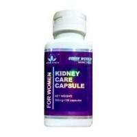 Obat Sakit Ginjal Kidney Care Capsule For Woman Herbal Green World