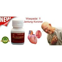 Jian Xin Capsule Obat Jantung Herbal Greenworld Green World