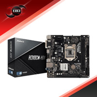 ASRock H310CM-HDV (LGA1151, H310, DDR4, USB3.1, SATA3)