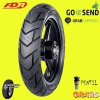 Ban motor FDR MAXTREME 130/70 Ring 17 Tubeless