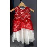 Preloved Dress Pesta Anak Estrella 1y