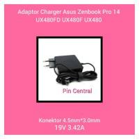 Adaptor Charger Asus Zenbook Pro 14 UX480FD UX480F UX480 19V 3.42A