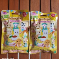 Boneka Sylvanian Families Baby Party Blind Bag Series ORIGINAL EPOCH