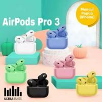 Airpods Pro Oem Wireless Apple GEN 3 Macaron Iphone Air pods ipad