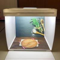 Paket Studio mini dan alasfoto ukuran A3 (31x30cm) motif